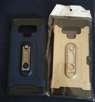 Samsung Note 9 Case with Card Slot (2 Colours)