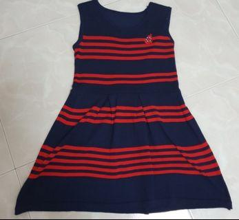 Striped Dress (2 Colours)