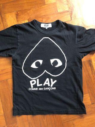 Play Comme de Garçon tshirt