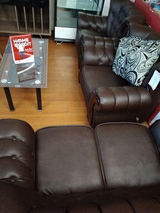 kredit sofa cukup bayar 199rb saja