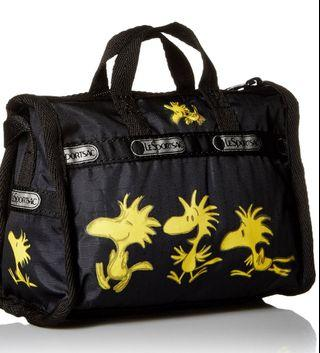 Lesportsac  Woodstock Crossbody Bag - Mini Weekender