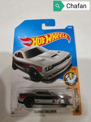 Hot Wheels - '15 Dodge Challenger