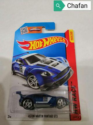 Hot Wheels - Aston Martin Vantage GT3