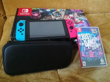 Used Nintendo Switch