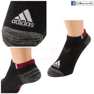 日本直送✈️adidas 運動短襪3對套裝