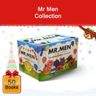 Mr Men 50 Storybooks Brand New