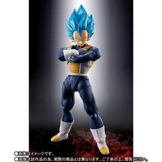 S.H.Figuarts SHF Dragonball Super Broly - Super Saiyan God Super Saiyan Vegeta