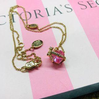 $100Juicy couture real and new necklace 頸鏈