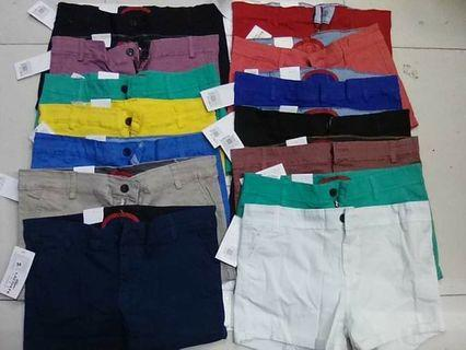 SHORT FOR LADIES.. SIZE..26.28'30.32.34