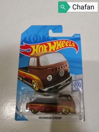 Hot Wheels - Volkswagen T2 Pickup
