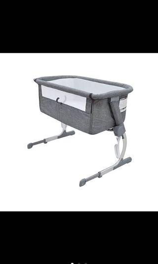 Dreamer By Lucky Baby Side Sleeping Cot