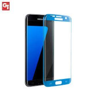 SAMSUNG S8+ FULL BLUE TEMPERED GLASS SCREEN PROTECTOR