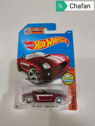 Hot Wheels - Ford Shelby Cobra Concept