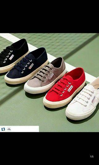 🚚 Authentic Superga Shoe