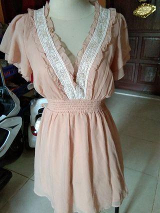 Minidress cantik