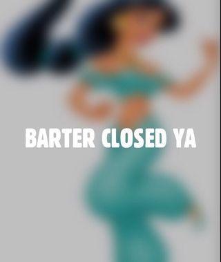 Barter closed✨✨