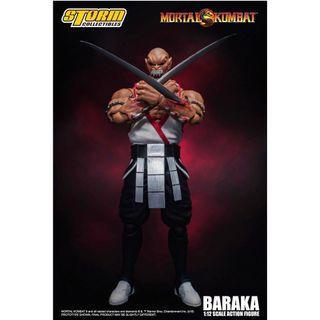 🚚 Storm Collectibles Mortal Kombat Baraka