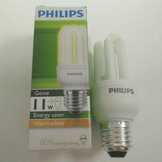 PHILIPS Genie 11w E27 Warm White
