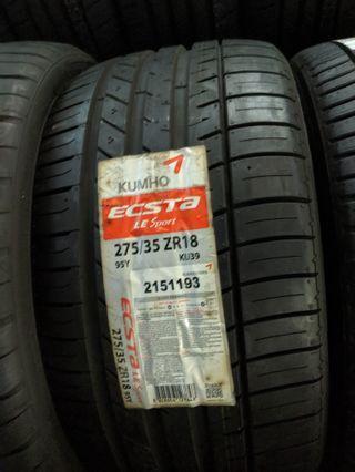 Kumho 275/35-18 **clearance/cheap**