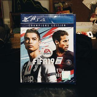 🚚 FIFA 19 for PS4 Brand New Champions Edition