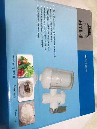 🚚 NEW- HYla water purifier