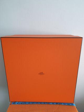 Hermes Empty Big Box