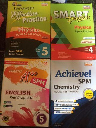 SPM Revision Books
