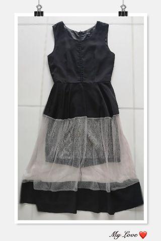 MDS Black dress