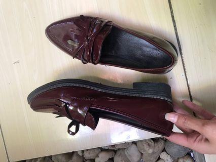 Sepatu loafers / loafer