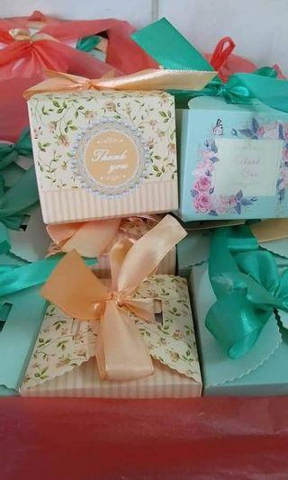 Cookies with gift box