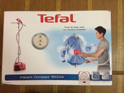 Tefal steaming iron