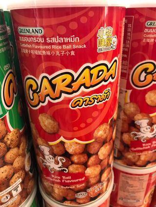 吉隆牌泰國小丸子小食代購