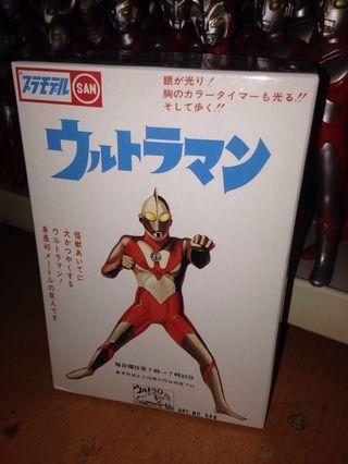 Marusan Ultraman tin toy replica