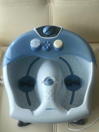 Conair foot spa machine