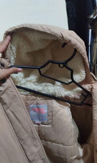 padded jacket giordano