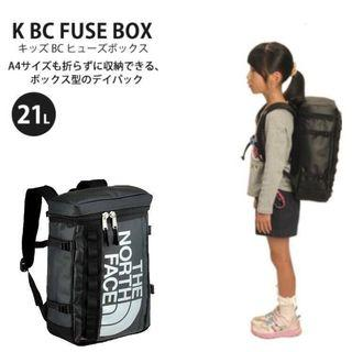 The North Face K Kids BC Fuse Box FuseBox  | Kids | Backpack | Haversack