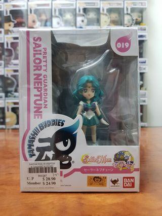 Bandar Sailor Neptune Tamashii Buddies figurine