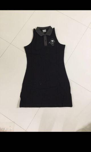 🚚 Black shirt dress