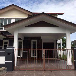2 Storey Terrace 22x85 , Cash back 50k ,  for sell