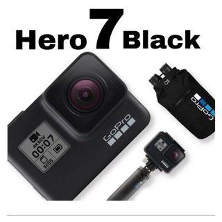 Bundle Gopro Hero7 Black for limited stock