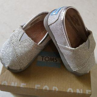 Toms Shoes Baby