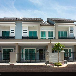 2 storey Superlink house , usj , 0 downpayment , for sell