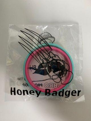 🚚 Honey badger wristband