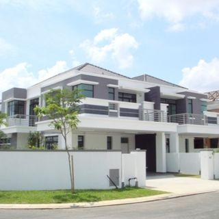 [Promotion Rebate 50%] 2 storey house 22x85 for sell , alam impian
