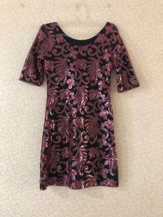 Sequin dress (party dress)
