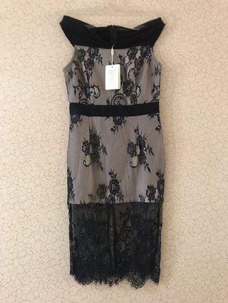 Dress brokat (party dress)