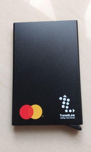 🚚 Metal card holder