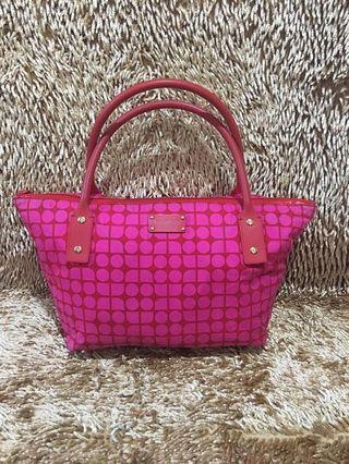 Tas KS preloved pink ORI