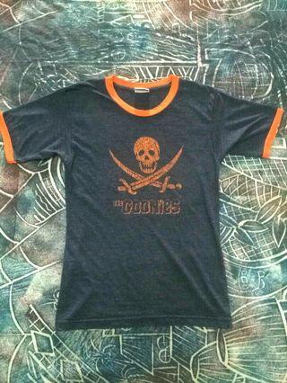 Vintage 90's The Goonies ringer t-shirt
