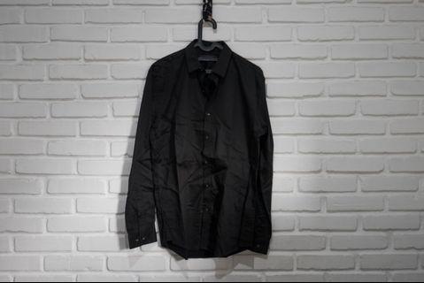 The Executive Black Shirt